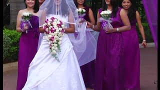 THE BEST CHRISTIAN WEDDING EVER IN FULLY CINEMATIC STYLE NAMED SHEENA WEDS KARTIK. BY KAUSHAL MANDA