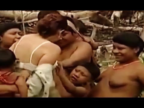Uncontacted Amazon Tribes: Isolated Tribes Of The Amazon Rainforest Brazil 2015 (full documentary)