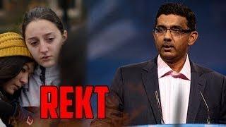 Dinesh D'Souza DESTROYS Leftist Picnic With COLD Facts!!!