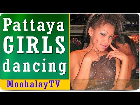Pattaya Girls Dancing Thailand Walking Street Pattayas Girls in GoGo Dance Bars