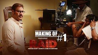 Making of Raid | Ajay Devgn | Ileana D