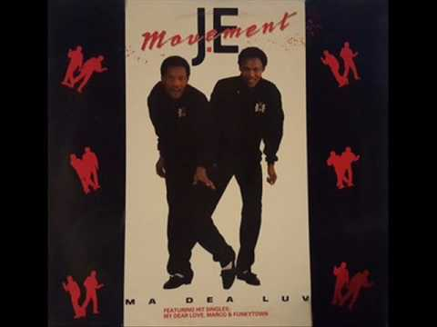 J.E Movement - Friends (1988)