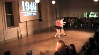 The History of Swing - Collegiate Shag - Bees' Knees Dance