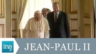 Jean-Paul II, le best of des JMJ 1997 - Archive INA