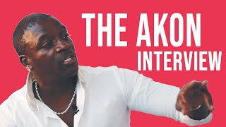 Akon Talks Africa, Cryptocurrency & Akon City