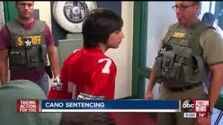 Thwarted Freedom High School bomb plot gets Tampa teen Jared Cano 15 years in prison