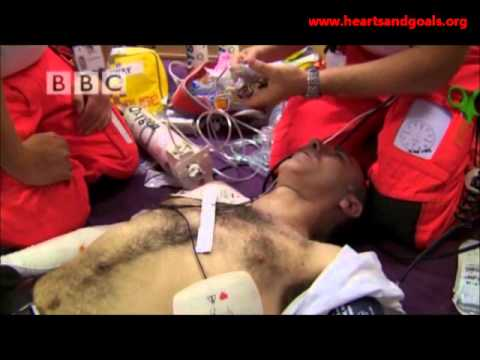 Chris Solomons Sudden Cardiac Arrest Rescue BBC Helicopter Heroes