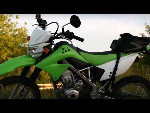 Kawasaki KLX 150 обзор. Игрушка для бездорожья