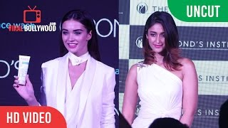 UNCUT - Ileana D'cruz And Amy Jackson | Skincare Innovations | Pond's