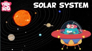 Solar System | The Dr. Binocs Show | Learn Videos For Kids