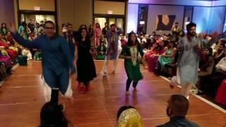 Saad & Zehra Mehndi Performance