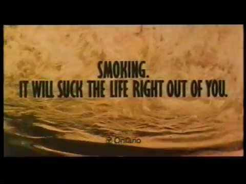 Xxx Mp4 Smoking It Will Suck The Life Right Out Of You The Full Anti Smoking TV Ad Series 3gp Sex
