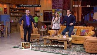 The Best Of Ini Talk Show - Nadia Vega & Billy Diajak Joged Teh Bohay