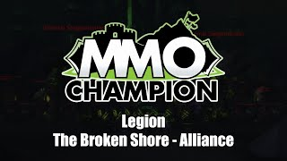 Legion - The Broken Shore (Alliance)