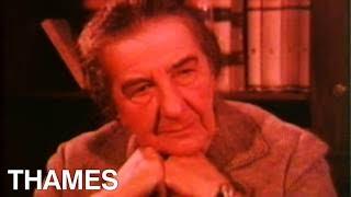 Israel | Golda Meir interview | Prime Minister interview