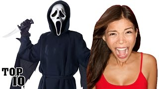 Top 10 Terrifying Movies You Shouldn