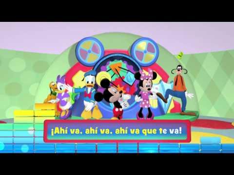 Disney junior espa a canta con dj la mickey danza - La mickey danza ...