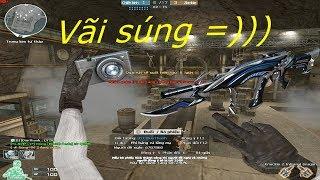 [ Bình Luận CF ] AK12-Knife Iron Spider - Tiền Zombie v4
