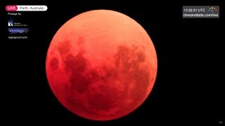 January 31, 2018 Total Lunar Eclipse