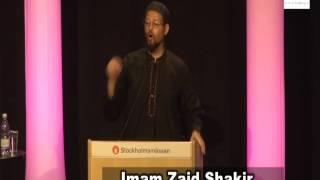 Zaid Shakir ( English) - The good muslim character