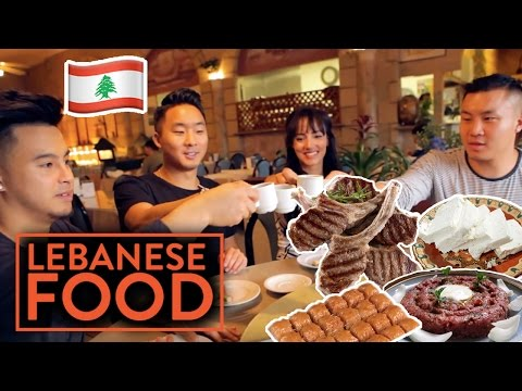 FUNG BROS FOOD: Middle Eastern - Lebanese Style