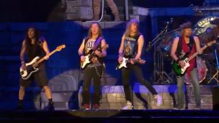 Iron Maiden   Hallowed Be Thy Name Live Wacken 2016