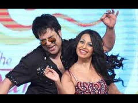 Krushna & Kashmira Shah Dance Performance At Country Club New Year Bash 2014