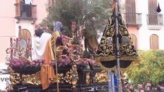 Salida y 1ª Revira de la Oración en el Huerto Jaén 2016
