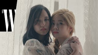 [W Korea] remember summer - 트와이스 fashion film