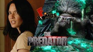 The Predator (2018) - F-Bombs