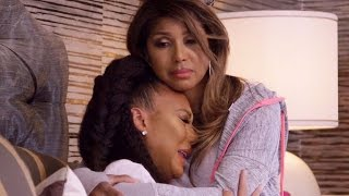 Tamar Braxton Breaks Down In Tears Over Abrupt Exit From 'The Real': 'I'm Humiliated'