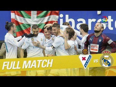 Xxx Mp4 Full Match SD Eibar Vs Real Madrid LaLiga 2017 2018 3gp Sex