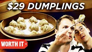 $0.50 Dumpling Vs. $29 Dumplings • Worth It Goes To Taiwan