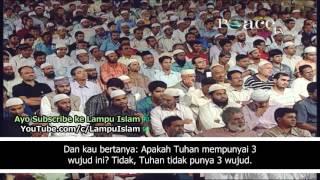 Hindu Lugu Bertanya pada Dr  Zakir Naik (Subtitle Indonesia)