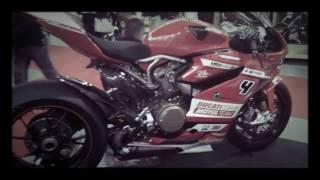 Buwar na Wrocław Motorcycle Show 2015