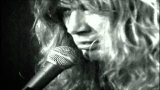 Megadeth - Angry Again - Live - Rude Awakening