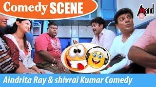 Bajarangi/ ಭಜರಂಗಿ   |  Shivraj Kumar & Aindrita Ray comedy Scene in train