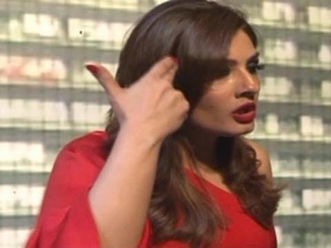 Raveena Tandon ABUSES the press