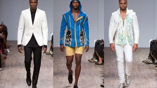 Top Billing features the latest Naked Ape at South African Fashion Week