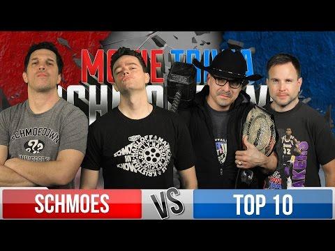 Movie Trivia Team Schmoedown - Schmoes Vs. Top 10 II