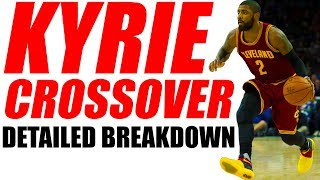 Kyrie Irving Crossover Tutorial - ANKLE BREAKING Crossover Move! Snake