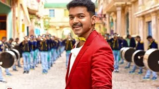Theri Song will be the best of Vijay with Respecting Indian Police - Atlee