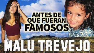MALU TREVEJO - Antes De Que Fueran Famosos - LUNA LLENA - musical.ly