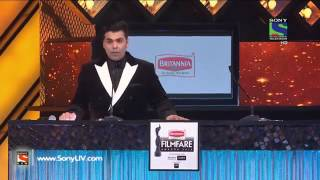 filmfare Award srk performance