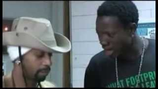 YouTube   Repos Funny Clip Katt Williams  Michael Blackson & Master P
