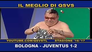 QSVS - I GOL DI BOLOGNA - JUVENTUS 1-2 TELELOMBARDIA / TOP CALCIO 24