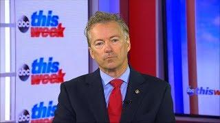 Rand Paul on the Senate health care bill: Republicans