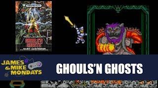 Ghouls N Ghosts (Sega Genesis) James & Mike Mondays