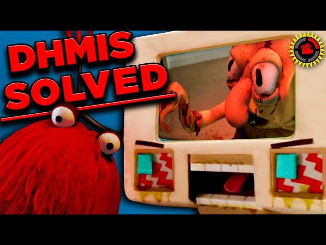 Film Theory: The HIDDEN LORE of Don't Hug Me I'm Scared!
