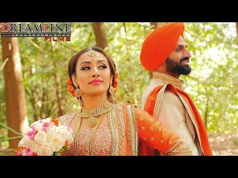 Sikh Wedding Highlights | Vancouver Videography | Rupi & Jeeta